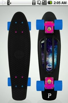 Penny custom boards