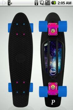 Penny custom boards