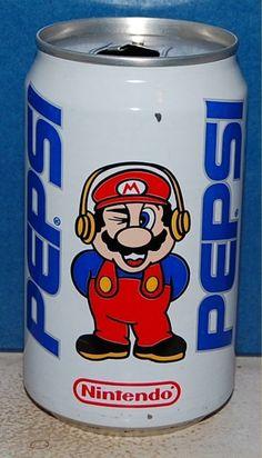 """latas de Pepsi """"maquilladas"""""""
