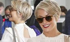 If I could rock a pixie cut, this would be it