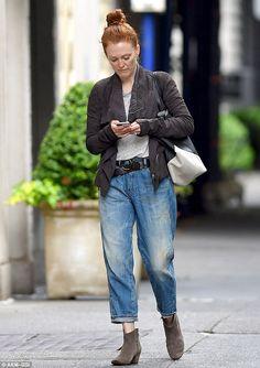 76 Best Julianne Moore Street Style Images Julianne Moore