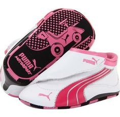 shoes size 2 infant - Google Search-i want these to go with my baby girls puma sweat outfit!