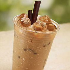 This iced coffee is full of flavor but without the added calories.