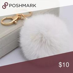 Faux Fur Pom Pom Brand New Faux Rabbit Fur Pom Pom  Color: Wine Red Size(Approx): Diameter 8cm. Material: Synthetic fibre  Any Questions Please Ask before Purchase No Paypal || No Trades || Posh Rules Only  Shipping:  Bundle and Save on Shipping Items are shipped within 24-48 hours of payment {Mon-Fri.}  Please Check Out my other listings for the best in brand new and gently used clothing, shoes and accessories. Happy Poshing!!! Lavish®Couture Accessories Key & Card Holders