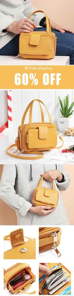I love those fashionable and beautiful bags from banggood.com. Find the most suitable and casual bags at incredibly low prices here.#bag#sale Travel Handbags, Purses And Bags, Women's Bags, Casual Bags, Beautiful Bags, Bag Sale, Cross Body Handbags, Travel Bag, Sling Backpack