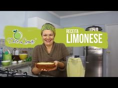Limonese - Maionese Viva e antioxidante com limão - YouTube