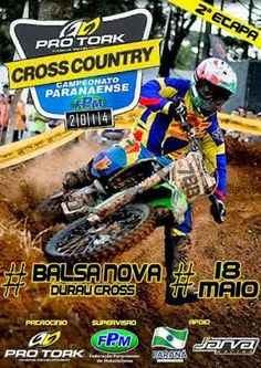 18/05 - 2ª Etapa do Campeonato Paranaense de Cross Country - Balsa Nova - PR http://mmmieventos.blogspot.com.br/2014/05/1805-2-etapa-do-campeonato-paranaense.html