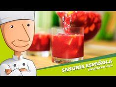 Auténtica Sangria Española - Javi Recetas - YouTube