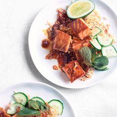 Easy Asian Salmon Recipe - Delish.com