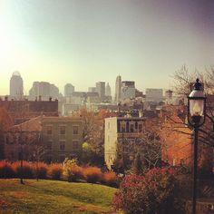 "Cincinnati, ""the most beautiful inland city in America."" - Winston Churchill"
