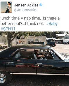 From Jensen's twitter...