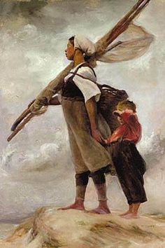 FISHER GIRL OF PICARDY, BY ELIZABETH NOURSE