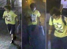 Bangkok bombing: Man in yellow shirt is suspect in blast