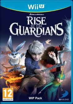 Rise of the Guardians (Nintendo Wii U): Amazon.co.uk: PC & Video Games