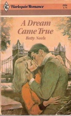 A-Dream-Came-True-Harlequin-Romance-2550-1983-by-Neels-Betty-0373025505