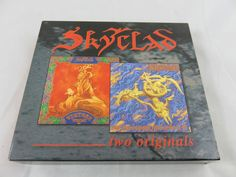 SKYCLAD two Originals Doppel CD The Answer Maschine? & Vintage Whine Metal