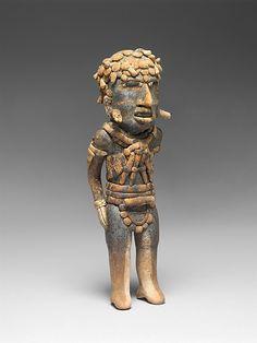 Figure  Date:     7th–10th century Geography:     Mexico, Mesoamerica, Veracruz Culture:     Veracruz Medium:     Ceramic