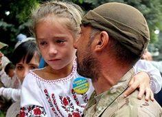 with Ukraine in heart