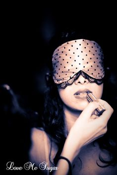 "Pink Boudoir Sleep mask ""Bernadette""- as featured on The Lingerie Journal. via Etsy. Beauty Secrets, Diy Beauty, Beauty Hacks, Beauty Tips, Satin Rose, Pink Satin, Pretty Face, How To Look Pretty, Corsets"