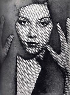 Man Ray. The veil. 1930.