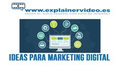 Ideas para marketing digital Ideas Para, Digital Marketing, Digital Marketing Strategy, Marketing Strategies, Board