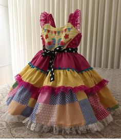 Baby Gown, New Crafts, Baby Kids, Kids Fashion, Gowns, Summer Dresses, Infant Costumes, Infant Dresses, Baby Clothes Girl