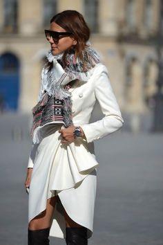 Christine Centenera   Paris #StreetStyle