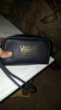 ecae11361a9f Michael Kors Grey Leather Tassel Crossbody | My Posh Closet | Pinterest