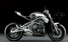 Kawasaki ER6N | ego mod |