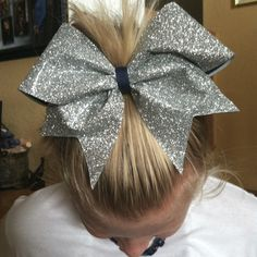 Our cheer bows :)