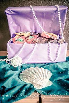 Little Mermaid Birthday Party Mermaid Theme Birthday, Little Mermaid Birthday, Little Mermaid Parties, Mermaid Themed Party, First Birthday Theme Girl, Mermaid Party Games, Mermaid Party Decorations, Mermaid Baby Showers, Baby Mermaid