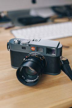 ilovemyleica: Leica M-E Leica M, Leica Camera, Nikon Camera Lenses, Camera Gear, Canon Cameras, Camera Hacks, Leica Photography, Photography Camera, Gifs