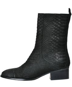 Snake Pris Boot by Jeffery Campbell