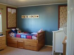 Call Her Blessed: Boys' Room - All Done!