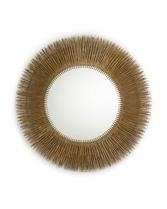 Serengeti Mirror - Round - Mirrors - Mirrors & Wall Decor - Our Products