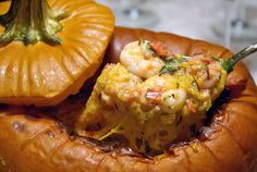 This lady has tons of authentic Brazilian recipes that look amazing. Can't wait to get started! I.e. Pumpkin with shrimp (camarao na moranga)