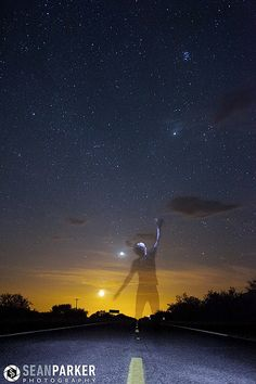 Reach for the stars | by Sean Parker Photography