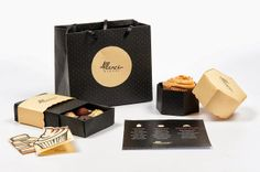 Alliance Bakery (Student Project) on Packaging of the World. I want a cupcake now #packaging PD