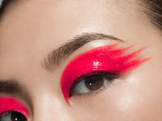 Learn how to create looks like this, and get work as a beauty artist in the fashion industry, at Mastered.com. Find out more at https://www.mastered.com/school/beauty