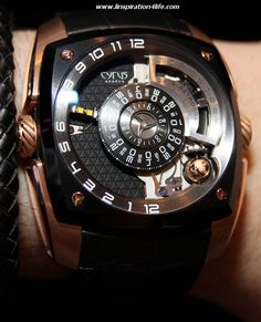 watch it Amazing Watches, Cool Watches, Beautiful Watches, Watches For Men, Stylish Watches, Popular Watches, Fine Watches, Dream Watches, Luxury Watches
