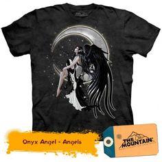Tricouri The Mountain – Tricou Onyx Angel