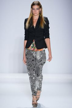 Nicole Miller Spring 2013 Ready-to-Wear Collection Photos - Vogue