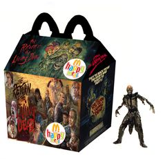 """The Return Of The Living Dead"" Happy Meal"