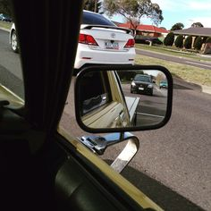 Took her for a drive to a car show today Car Mirror, Car Show, Vehicles, Car, Vehicle, Tools
