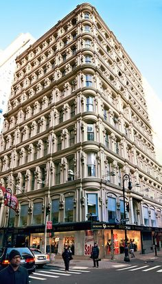 Bennett Building (1873),139 Fulton Street, New York, New York
