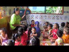 I can sing Rainbow - English and Tongan