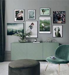 Poster Store - Bilder sagen mehr als 1000 Worte Decor Room, Living Room Decor, Home Decor, Inspiration Wand, Poster Shop, Interior Design Living Room, Gallery Wall, Decoration, Art Mural