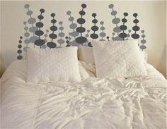 1000 images about vinilos para decorar on pinterest - Respaldos para camas ...