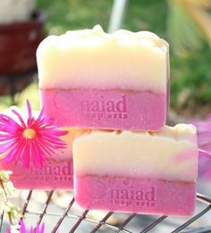Love Niad soaps they are so simple and elegant.  But they just have such great quality about them.