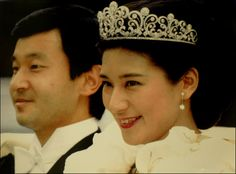 Crown Prince & Crown Princess of Japan, June, 1993